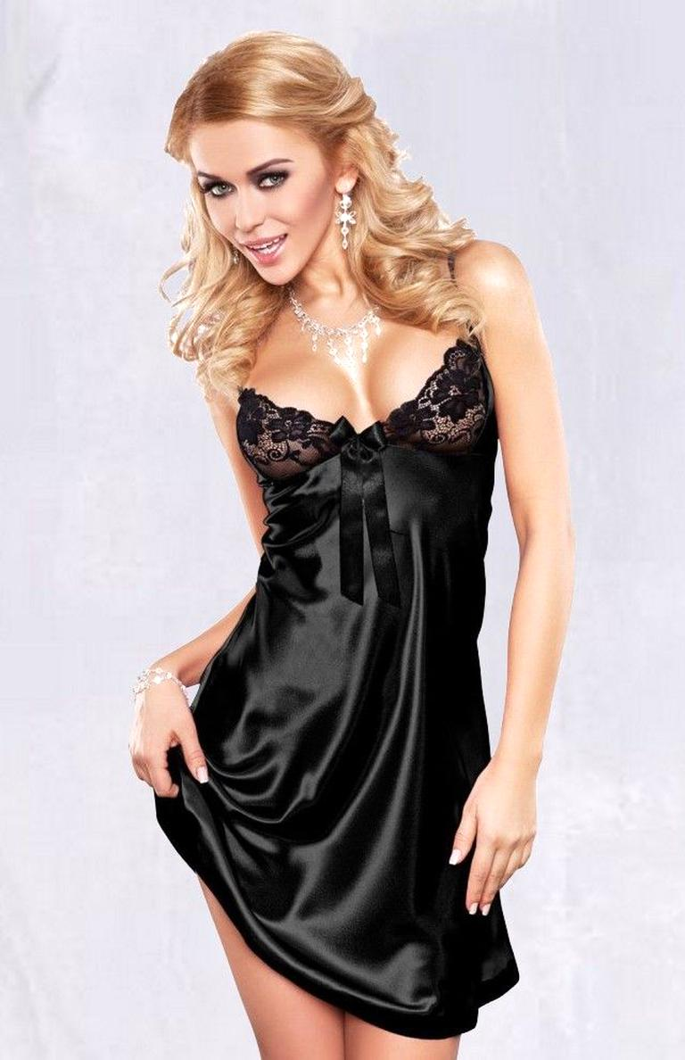 nuisette satin d'occasion
