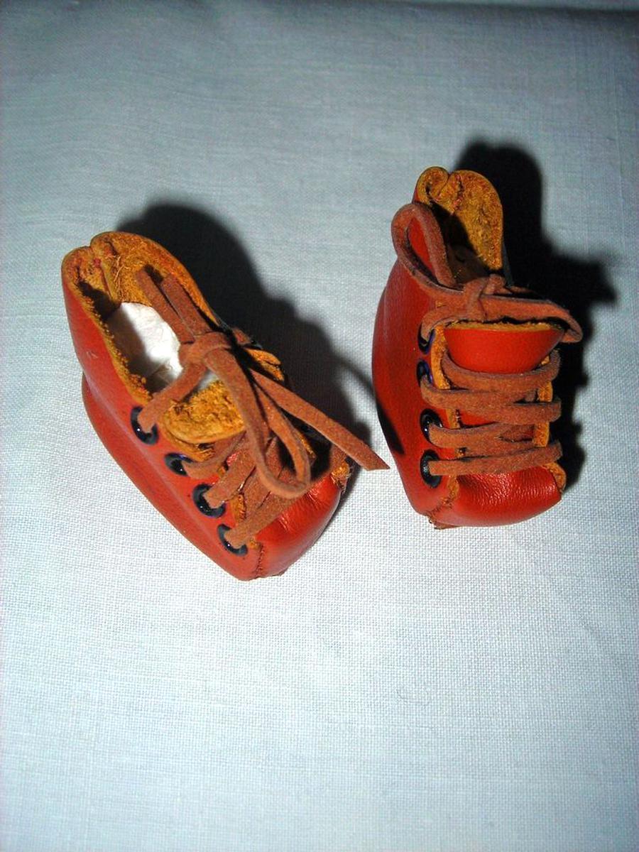 bleuette chaussure d'occasion