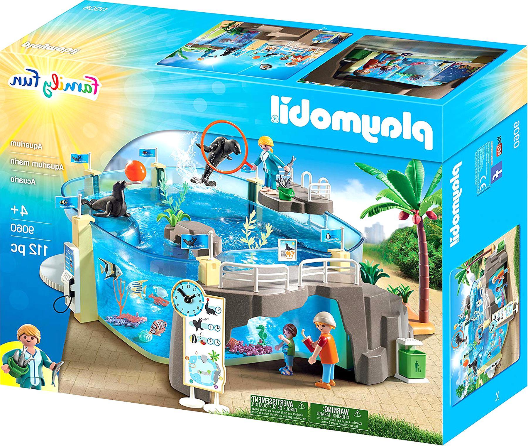 playmobil aquarium d'occasion