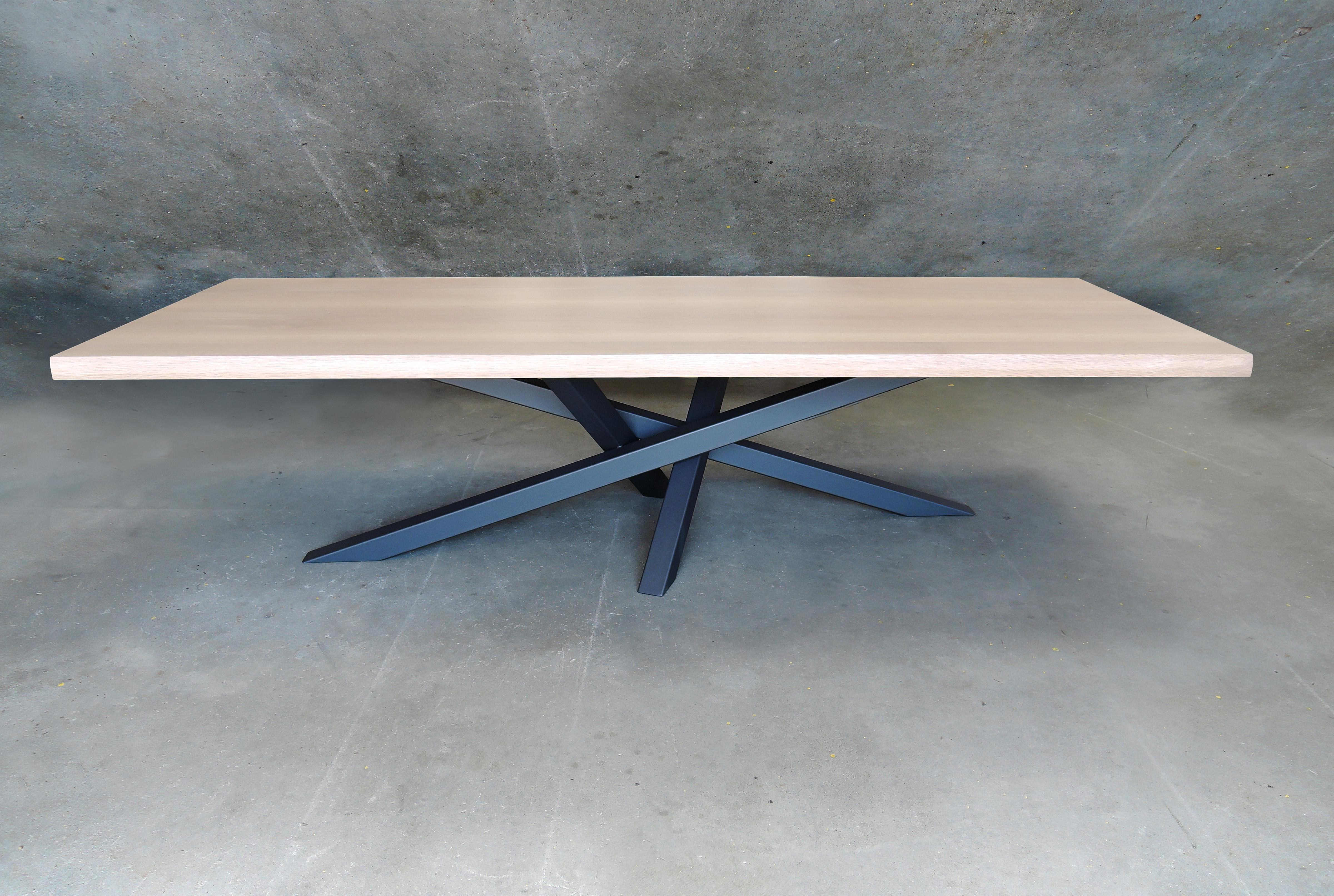 table chene 3 metres d'occasion
