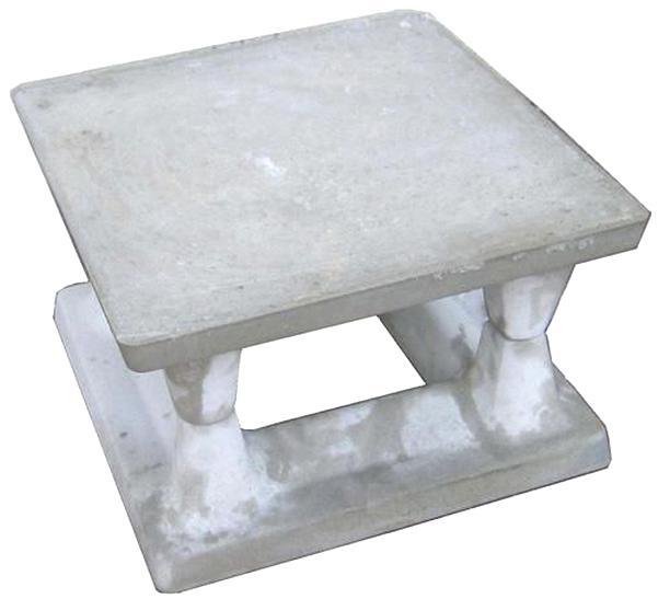 chapeau cheminee beton beton d'occasion