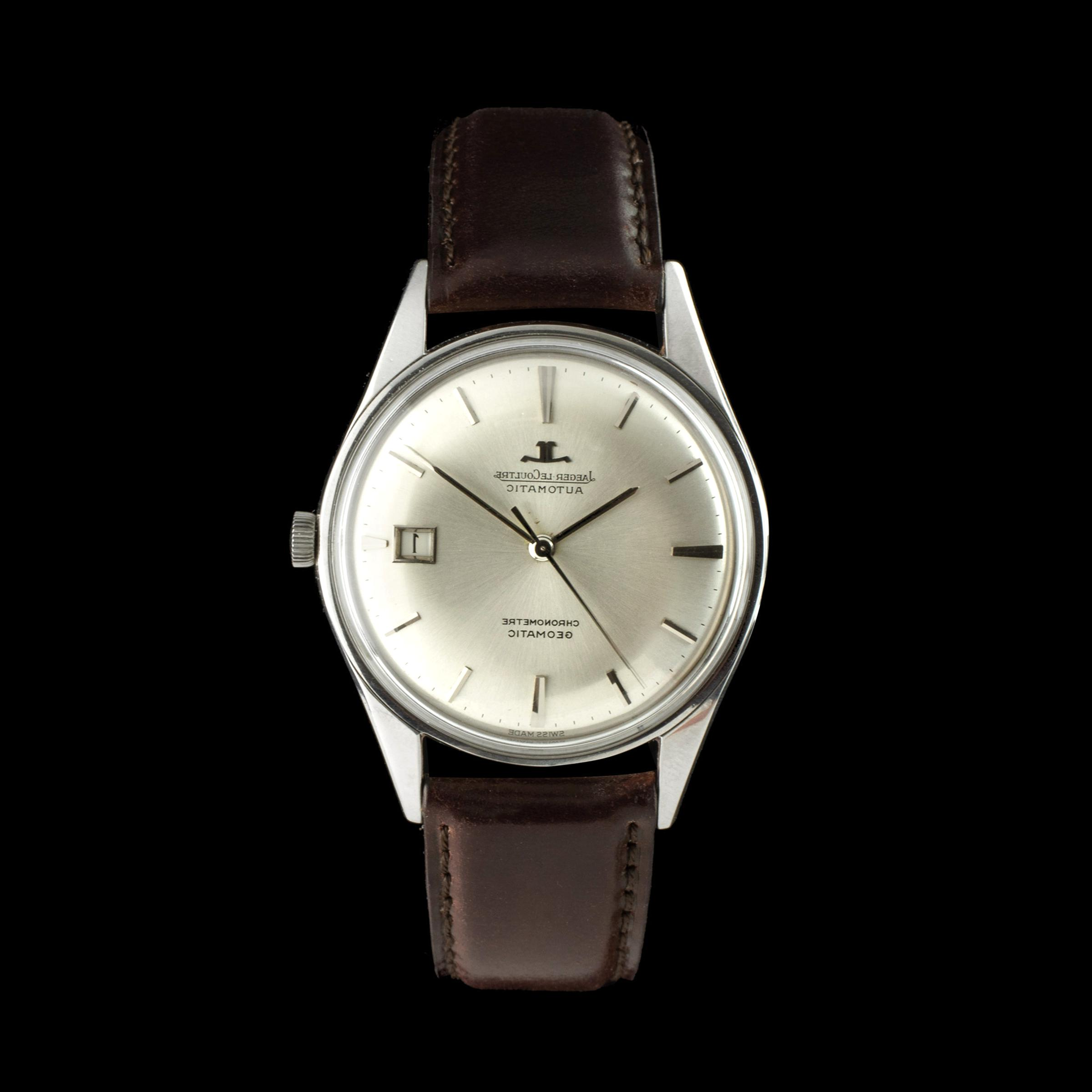 jaeger lecoultre geomatic d'occasion