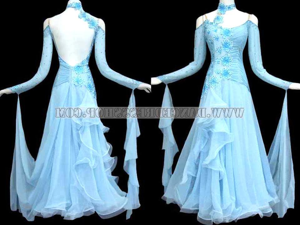 robe danse standard d'occasion