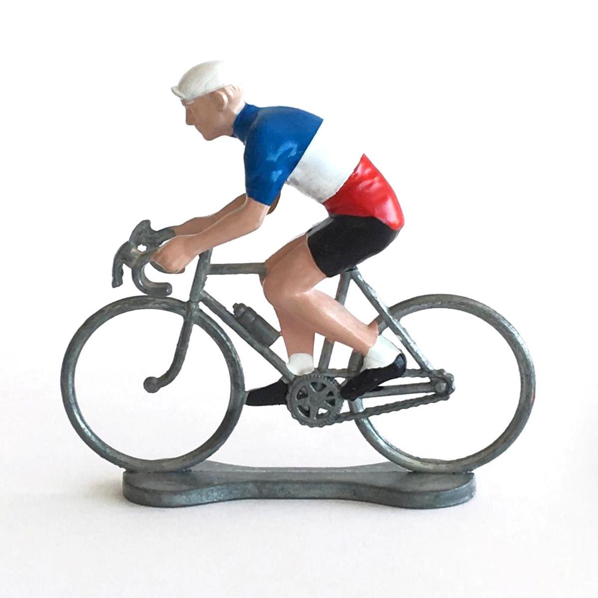 cycliste figurine d'occasion