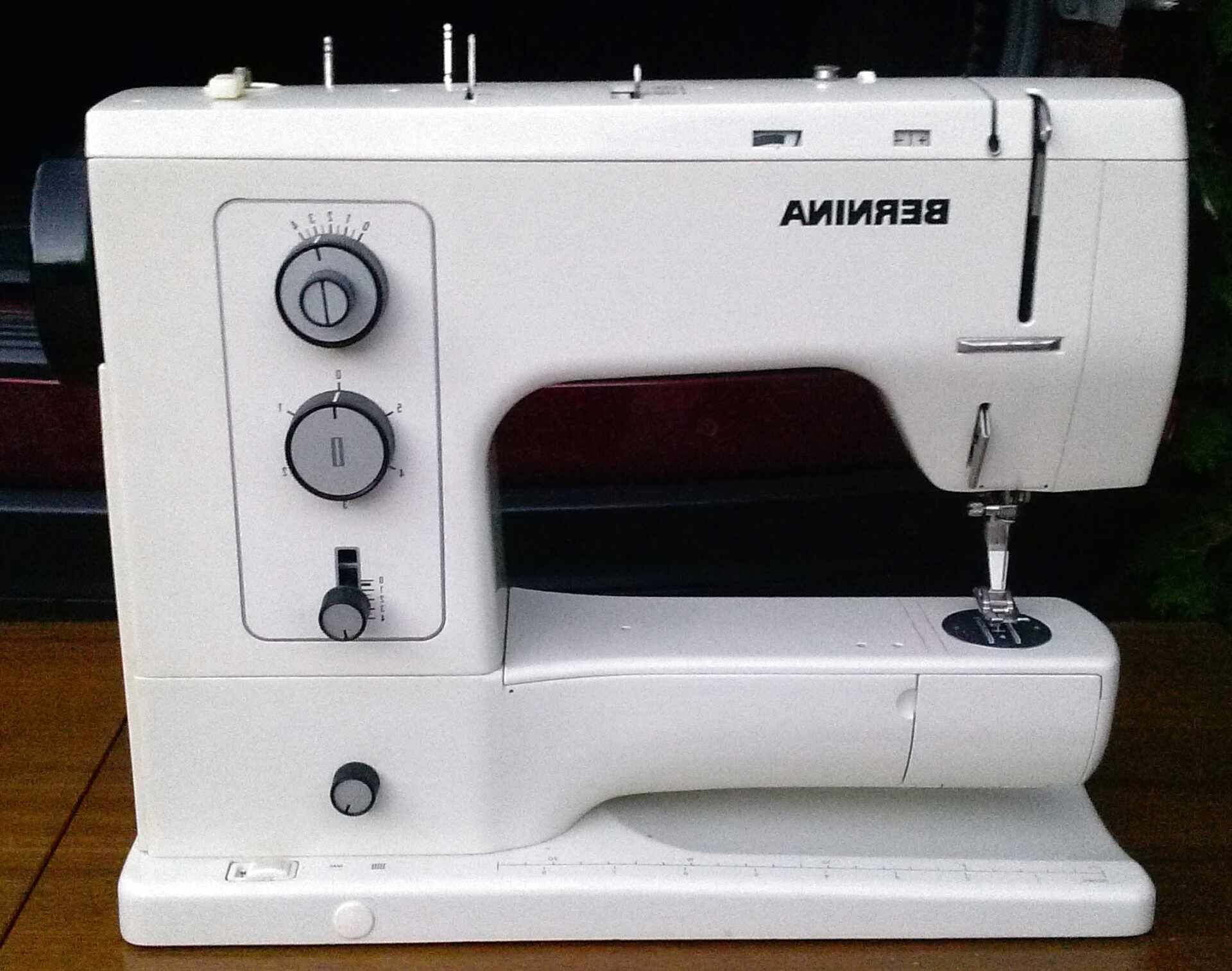 bernina 831 d'occasion