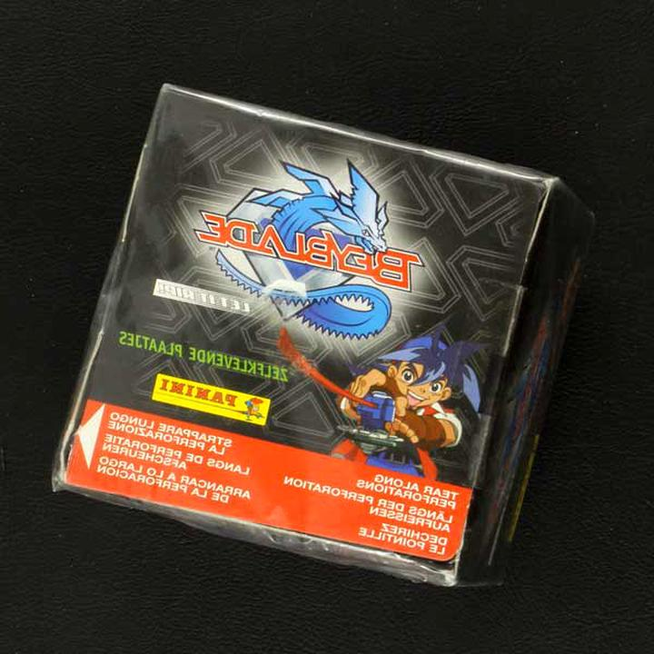 panini beyblade d'occasion