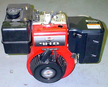 moteur briggs stratton 8hp d'occasion