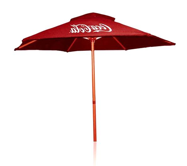 parasol coca cola d'occasion