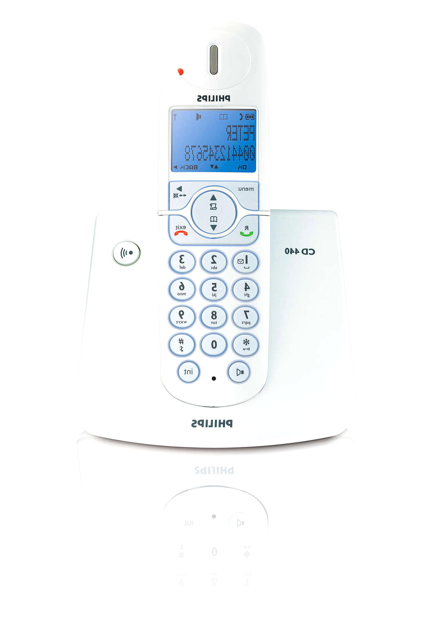 telephone philips cd440 d'occasion
