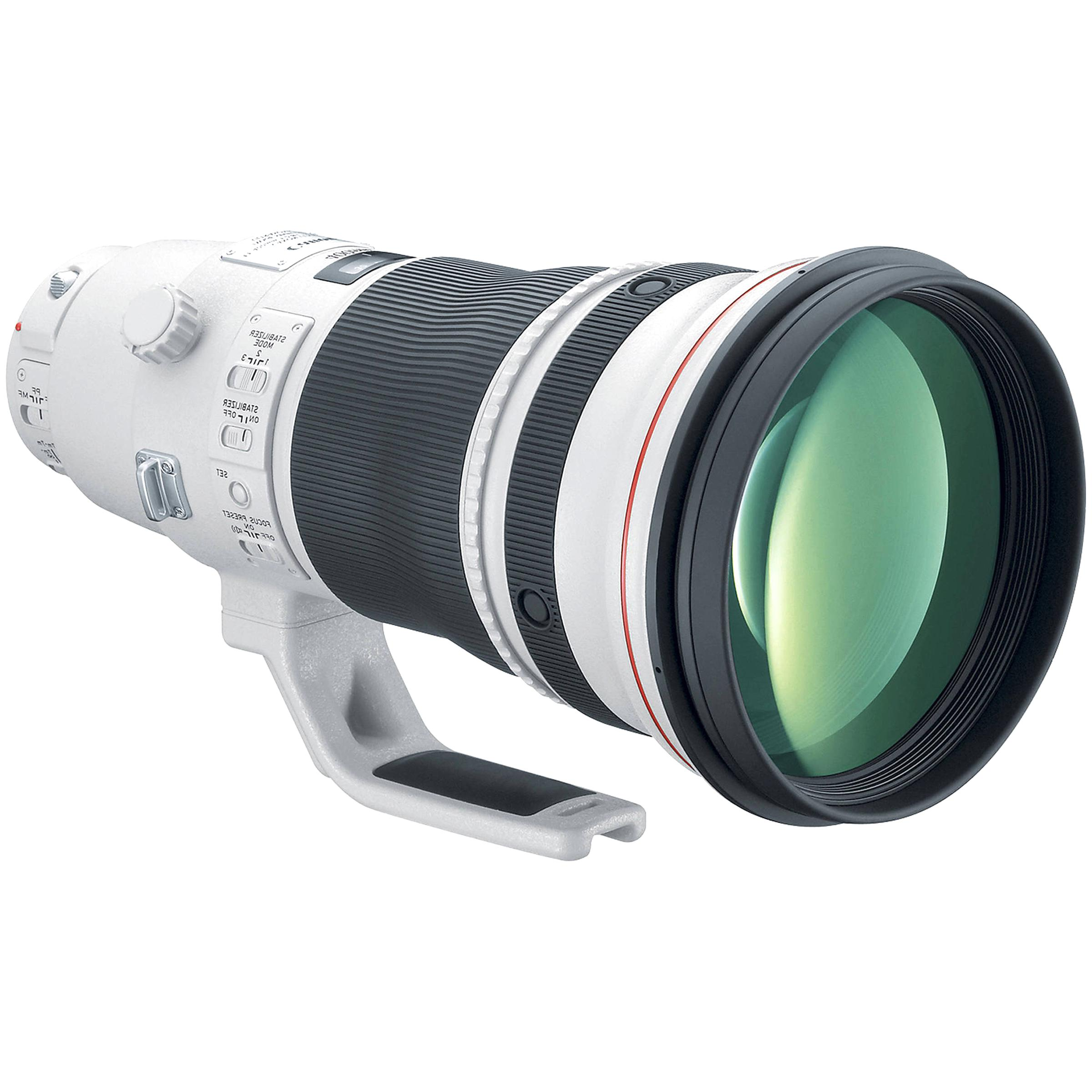 canon 400mm f2 8 d'occasion