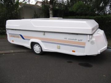 Caravane pliante rigide d occasion