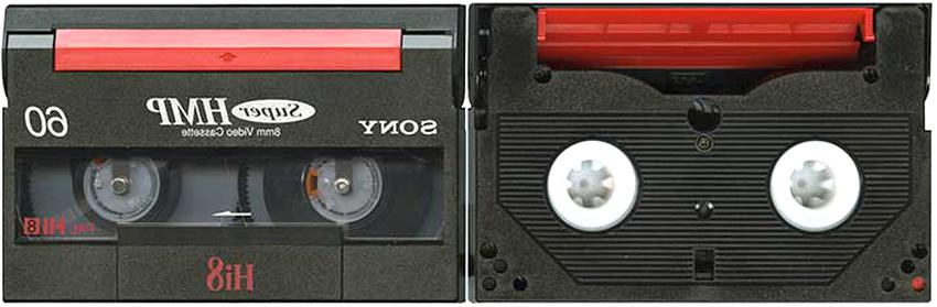 cassettes camescope 8 mm d'occasion