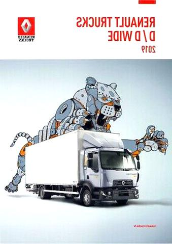 catalogue camion renault d'occasion