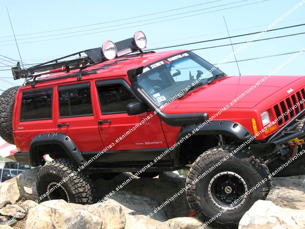 Jeep Cherokee Xj Snorkel D Occasion