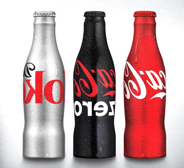 coca cola bouteille alu d'occasion