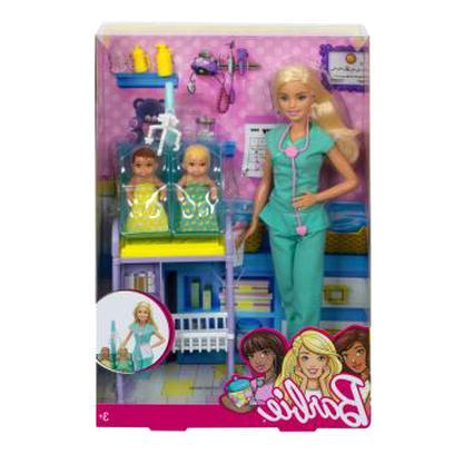 coffret barbie d'occasion