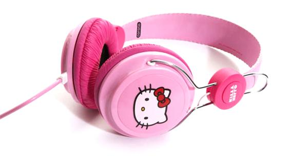 casque audio hello kitty d'occasion