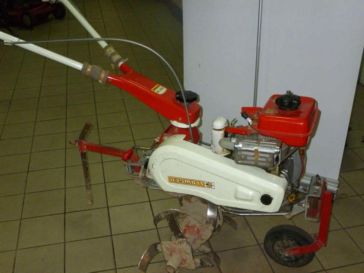 motoculteur mametora d'occasion