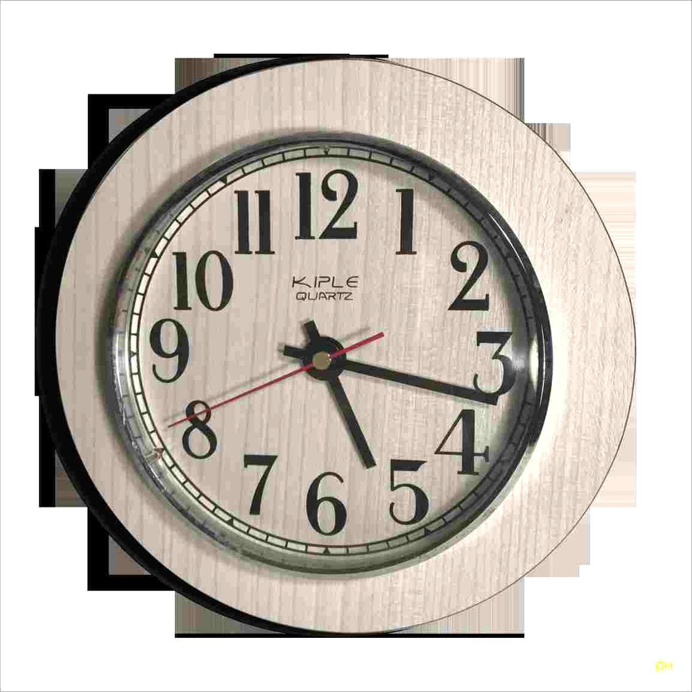 Technoline WT 600 Horloge murale /à quartz Rouge
