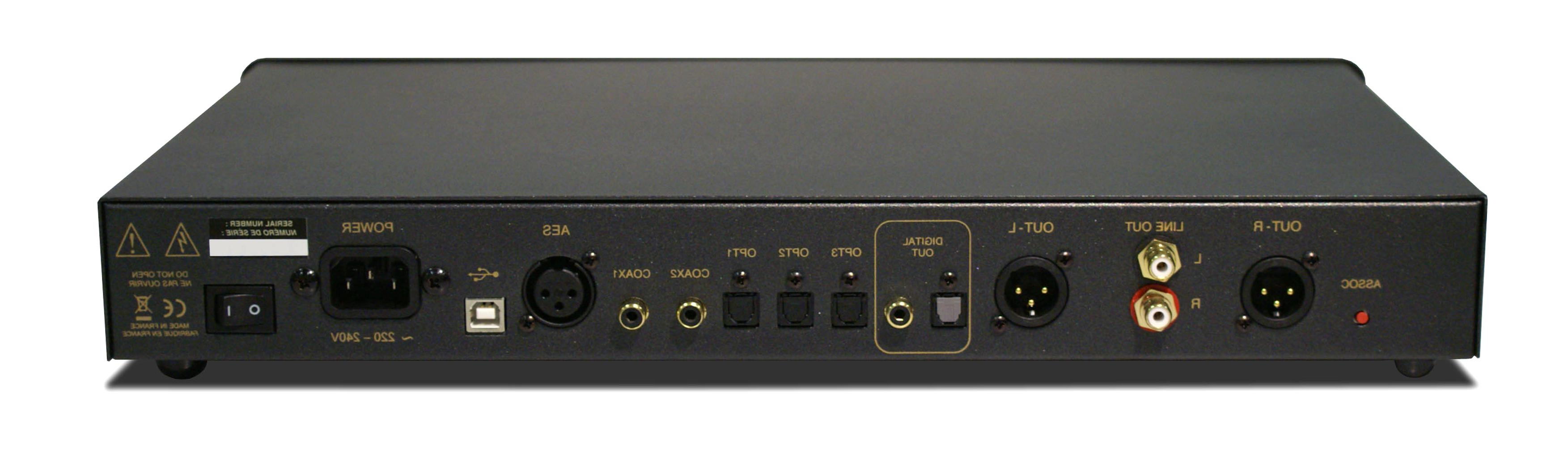 atoll dac d'occasion