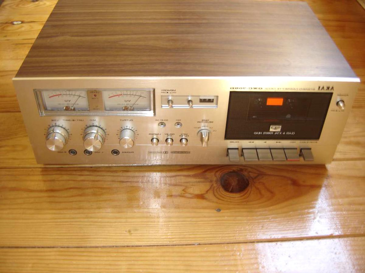 platine cassette akai d'occasion