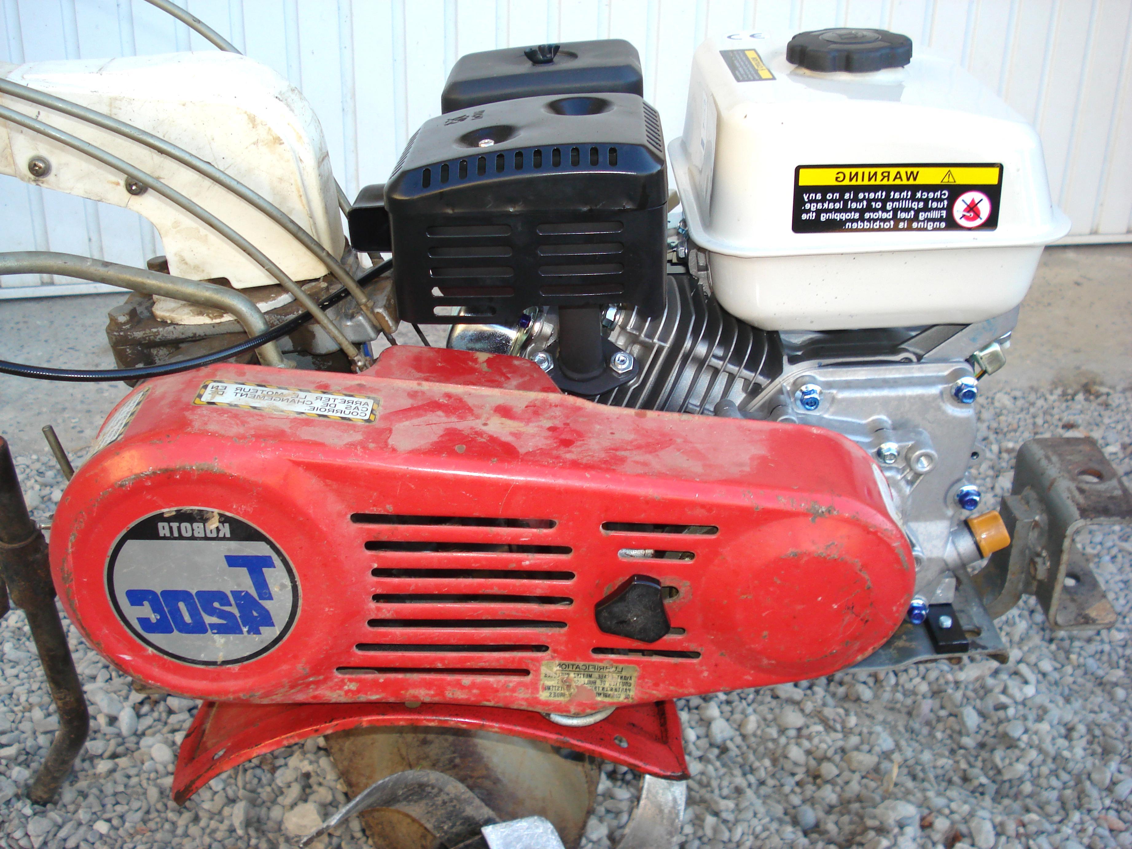 moteur motoculteur kubota d'occasion