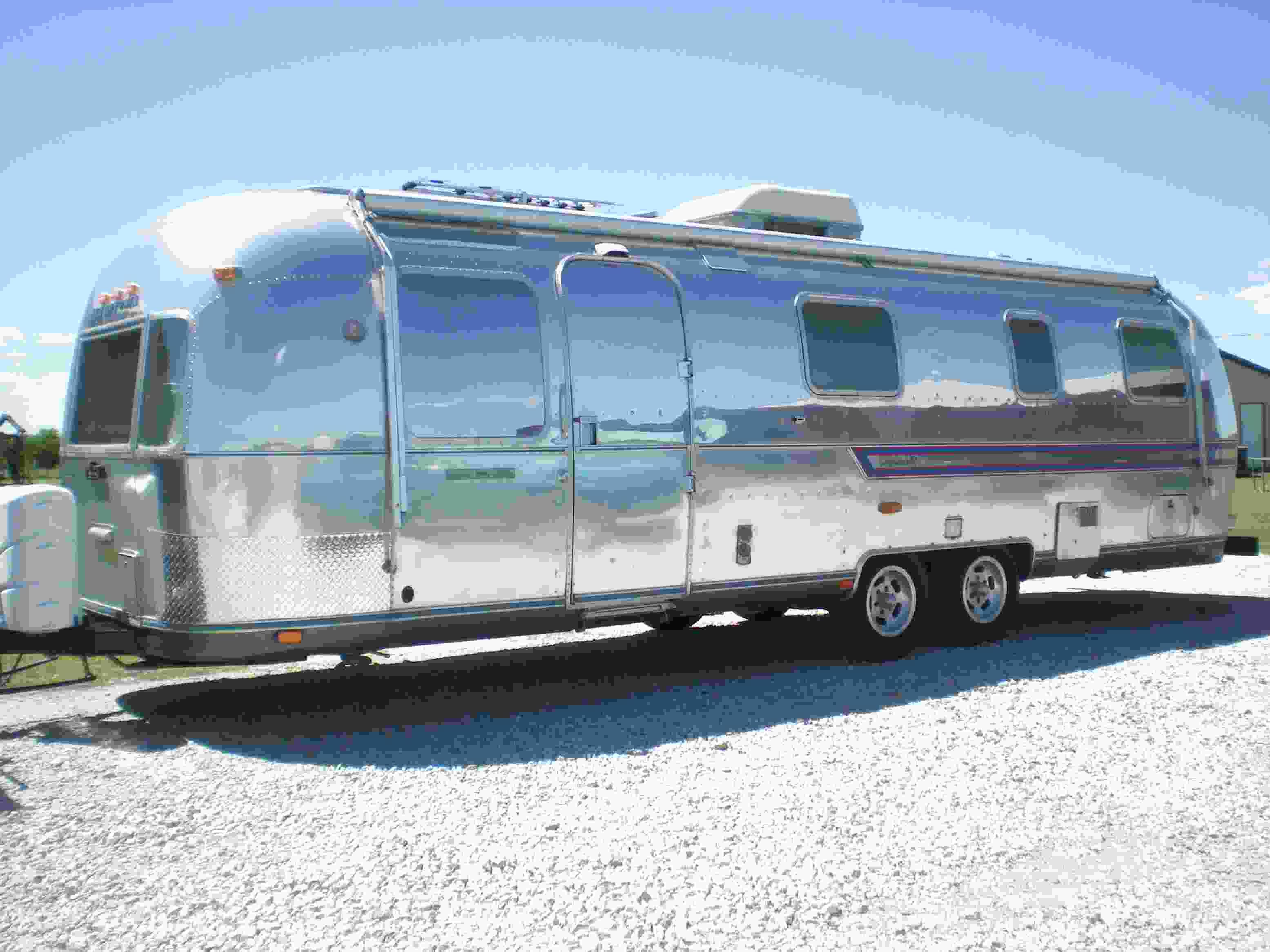 Caravane americaine