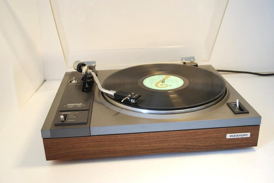 platine pioneer pl 112 d'occasion