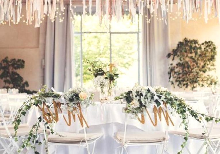 decoration mariage d'occasion