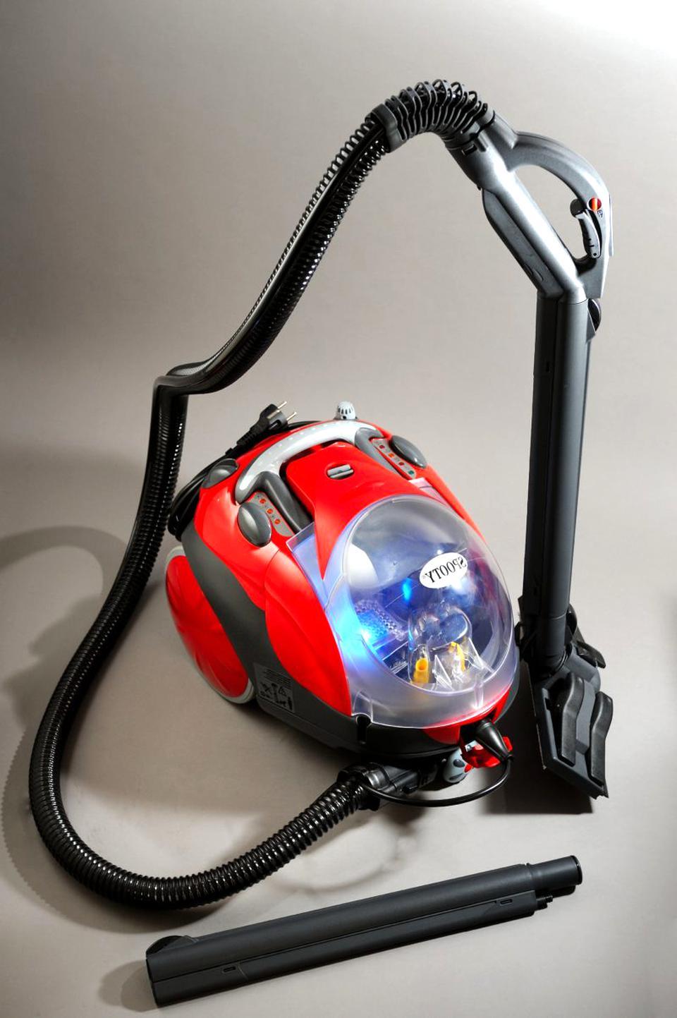 Aspirateur Nettoyeur Vapeur SPOOTY Aspirateur robot