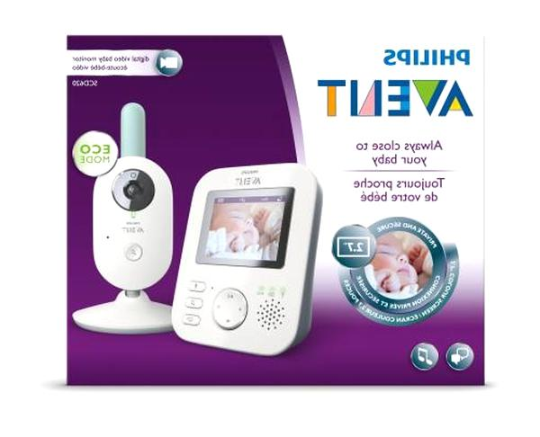 babyphone video d'occasion