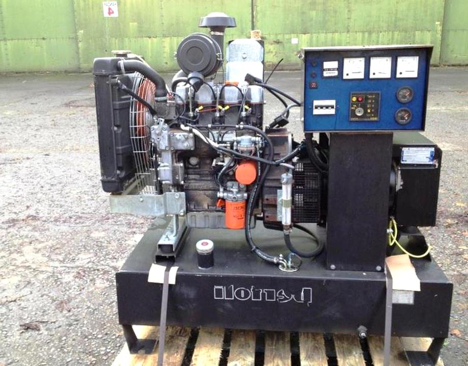 groupe electrogene diesel lombardini d'occasion