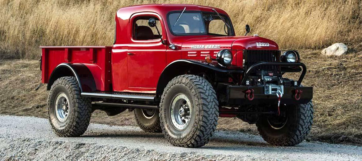 Dodge Power Wagon Doccasion Plus Que 3 à 75