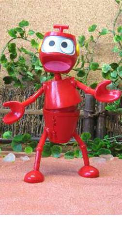 figurine nono robot d'occasion