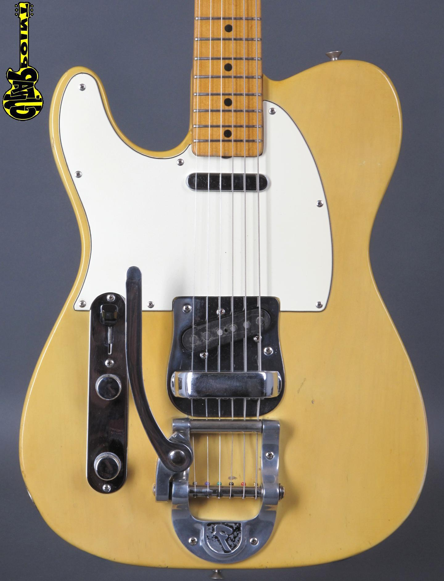 Datant Stratocaster cou