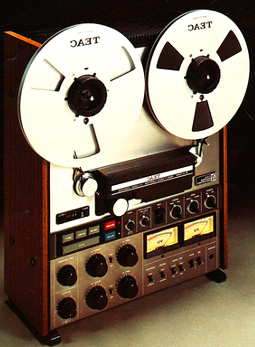 reel to reel tape recorder d'occasion