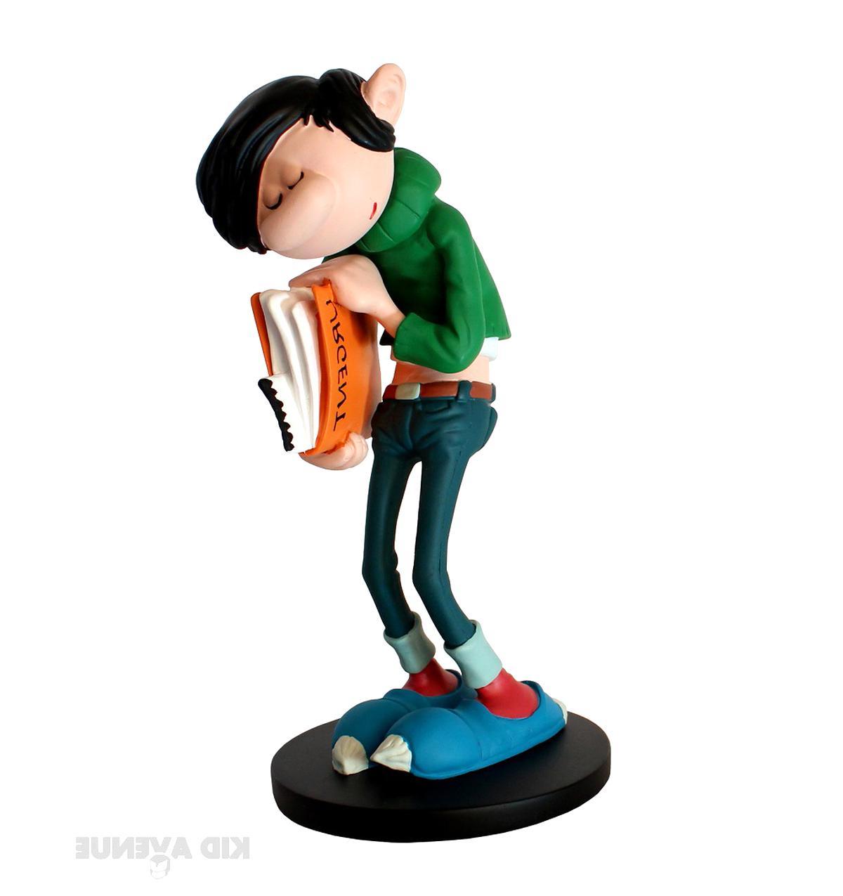 Fascicule Gaston Lagaffe  Neuf figurine BD comic