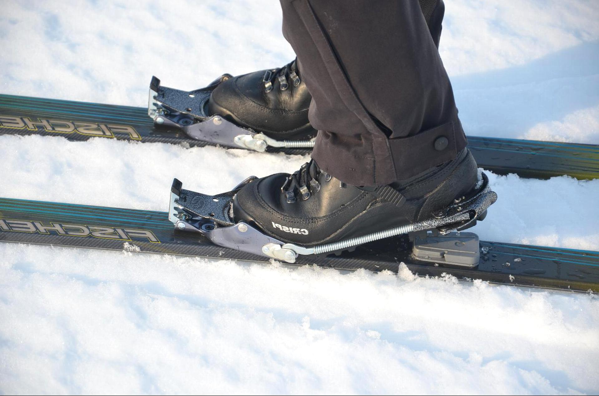 ski randonnee nordique d'occasion