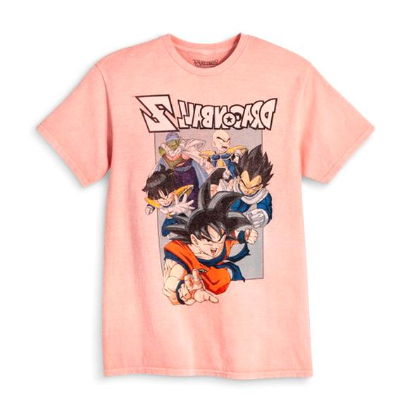 t shirt dragon ball z d'occasion