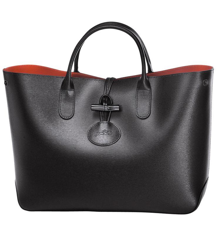 Très beau sac à main porté épaule Longchamp modèle