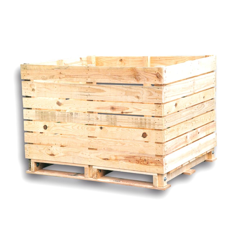 Prix Caisse A Pomme palox bois d'occasion   plus que 2 à -70%