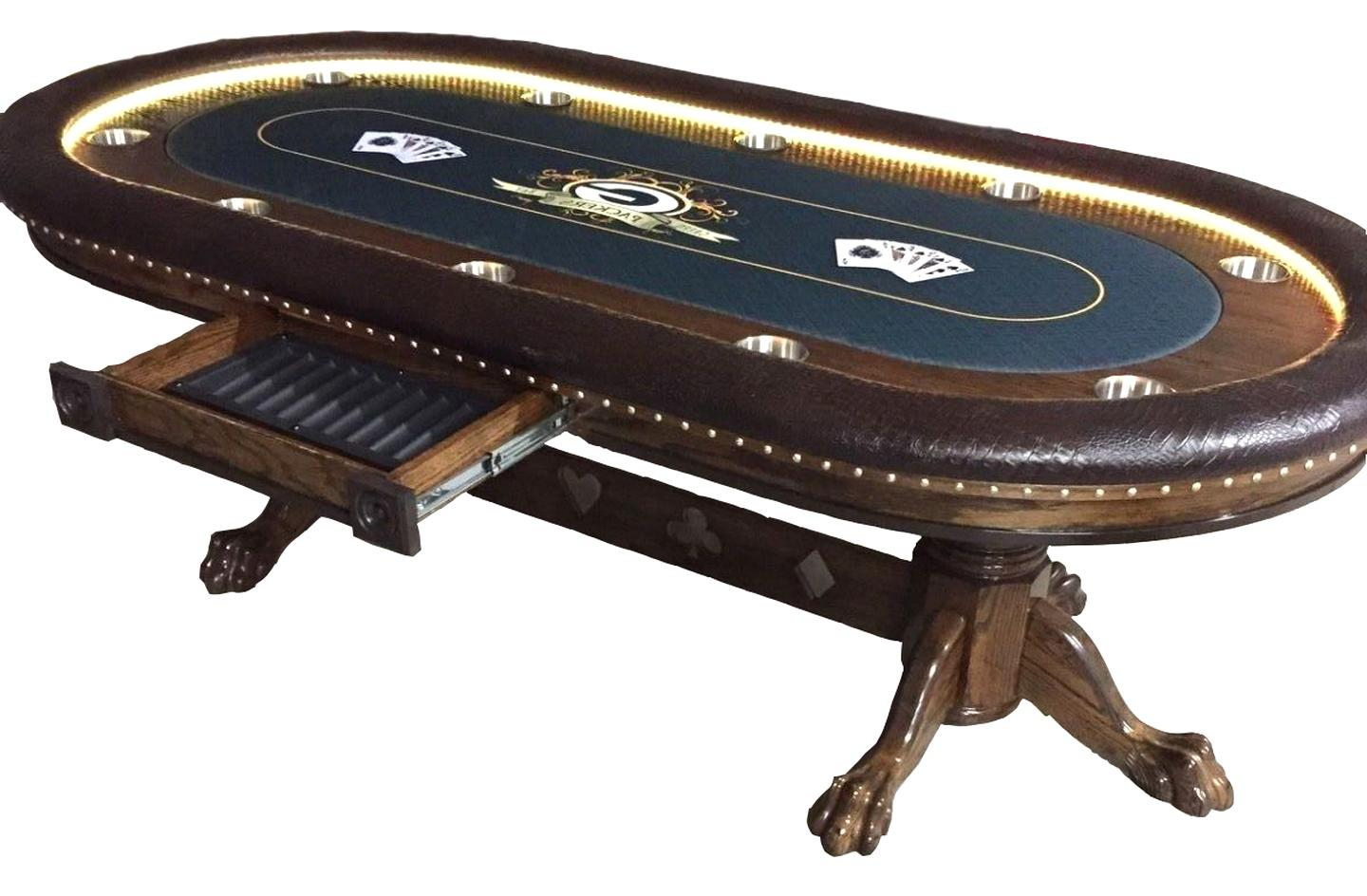 table poker table poker d'occasion