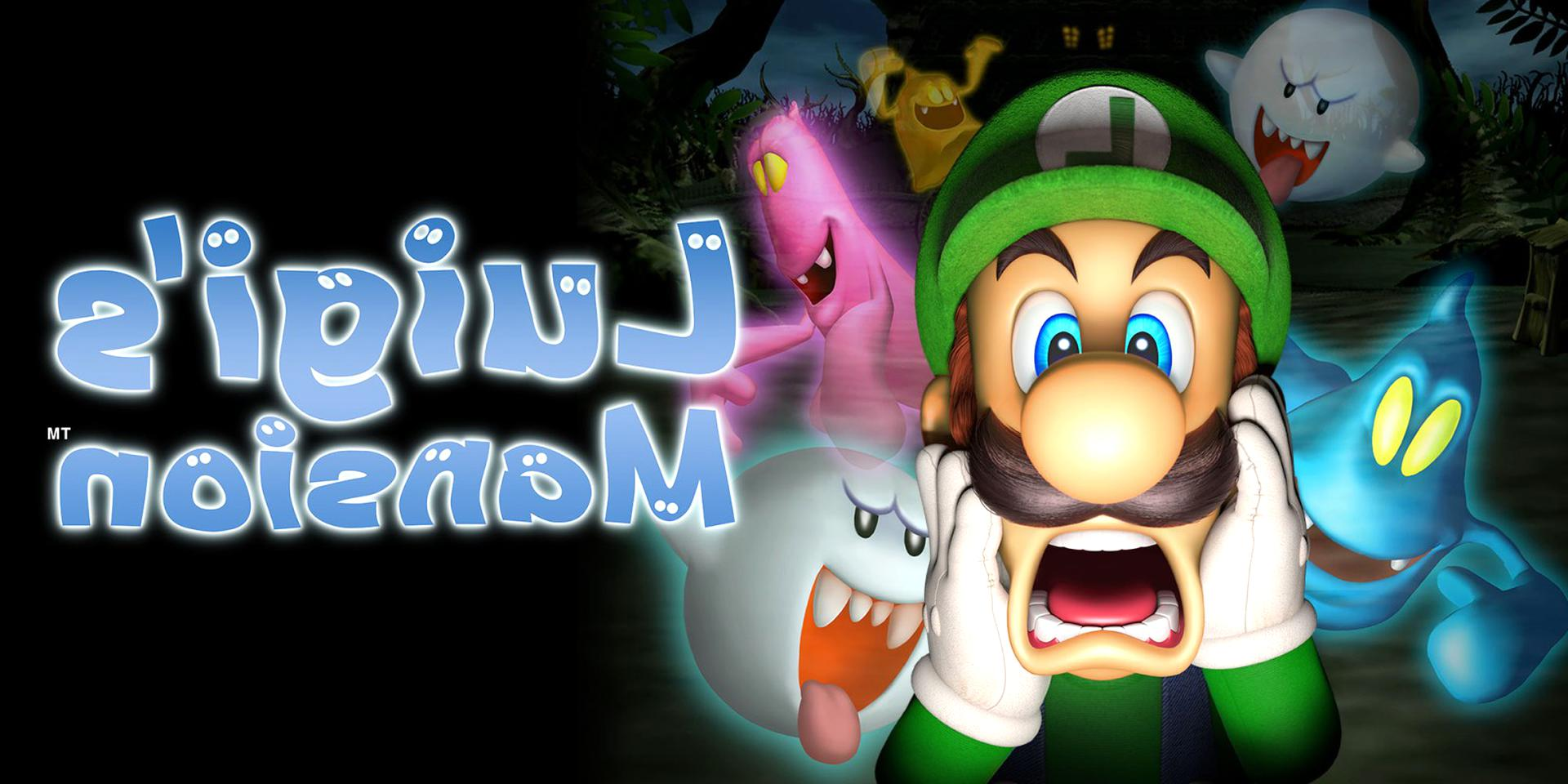 luigi mansion d'occasion