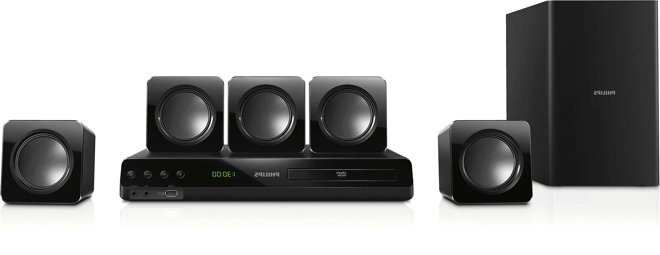 home cinema philips dvd d'occasion