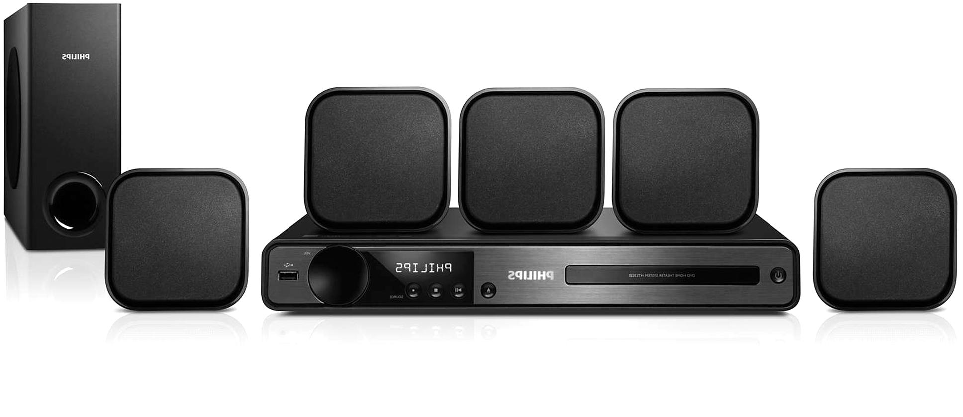 home cinema philips hts3020 d'occasion