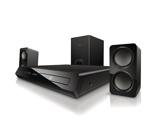 home cinema philips hts3201 d'occasion