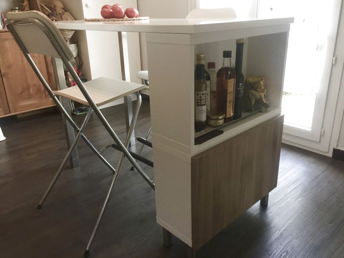 Table Haute Bar Ikea D Occasion