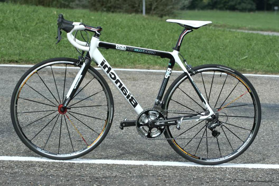 bianchi 928 velo carbon d'occasion