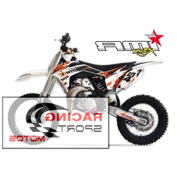 moto cross 85 d'occasion