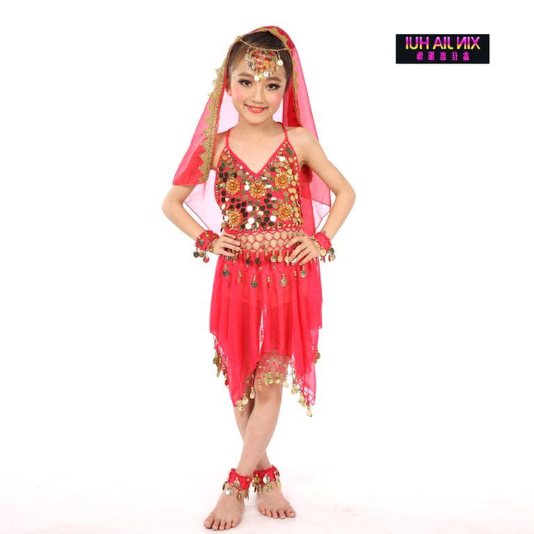 sari indien enfant d'occasion